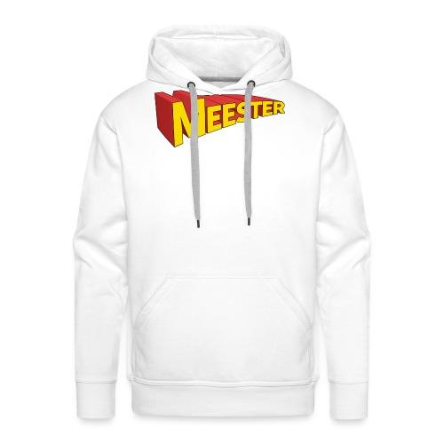 meester held png - Mannen Premium hoodie