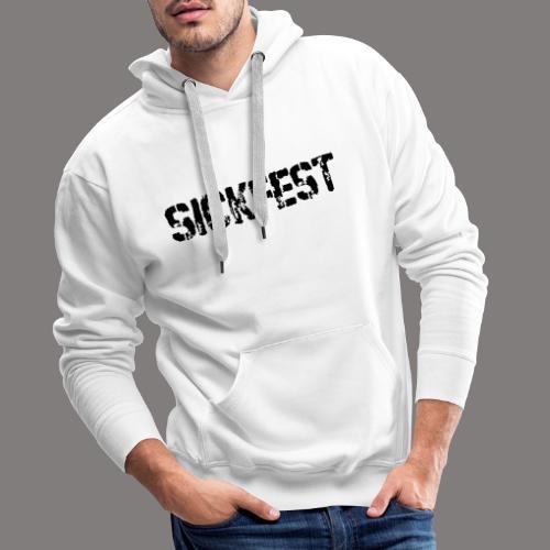 Sickfest - Männer Premium Hoodie