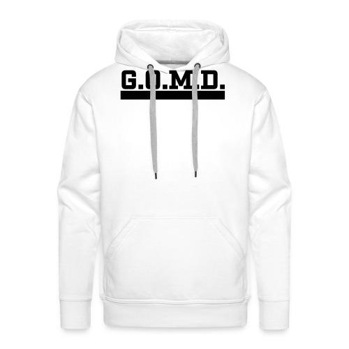 G.O.M.D. Shirt - Männer Premium Hoodie