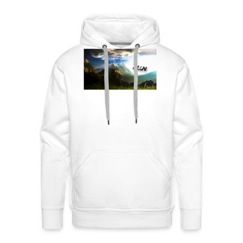 MTN Landschaft - Männer Premium Hoodie