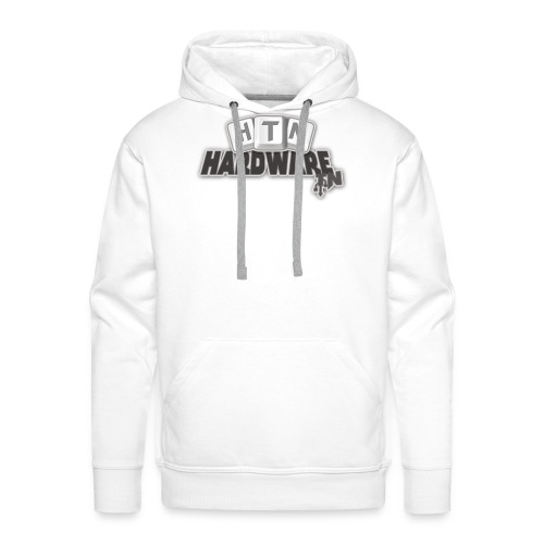 T-Shirt Hardware TN (LOGO) - Men's Premium Hoodie