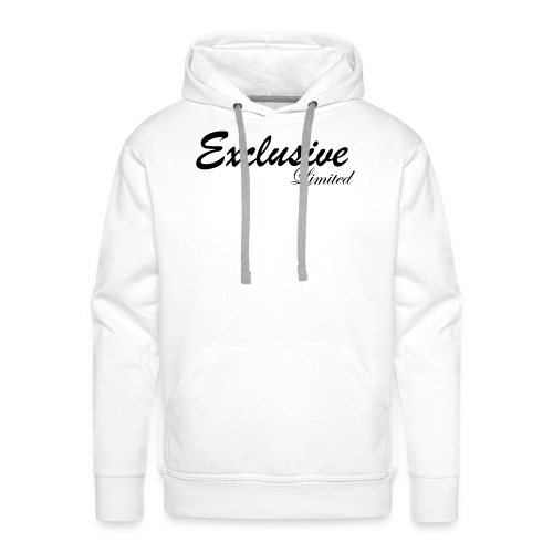 Exclusive Limited - Men's Premium Hoodie