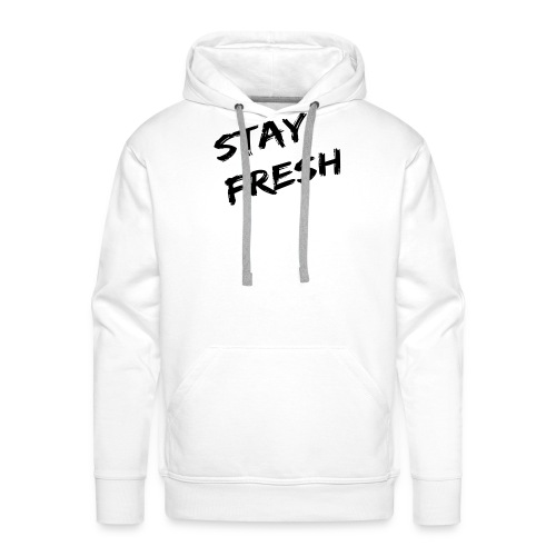 Fresh Long Top - Men's Premium Hoodie