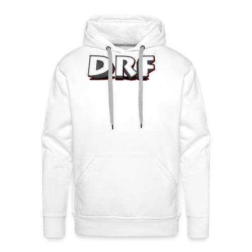 T-Shirt met het DRF logo - Mannen Premium hoodie