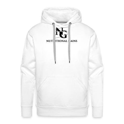 N-Gains-A - Men's Premium Hoodie