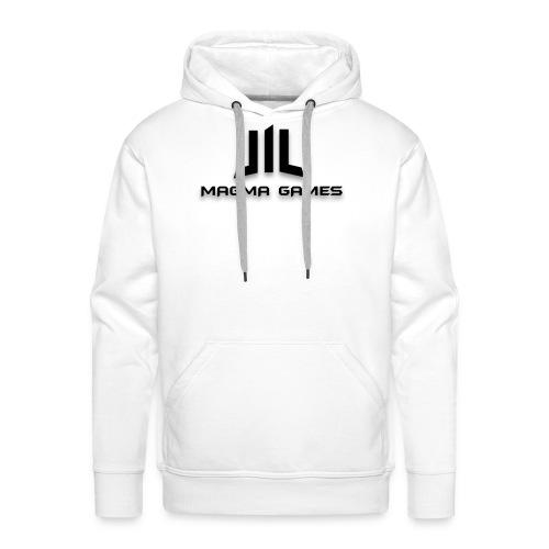 Magma Games kussen - Mannen Premium hoodie