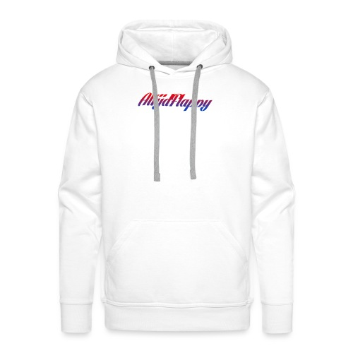 T-shirt AltijdFlappy - Mannen Premium hoodie