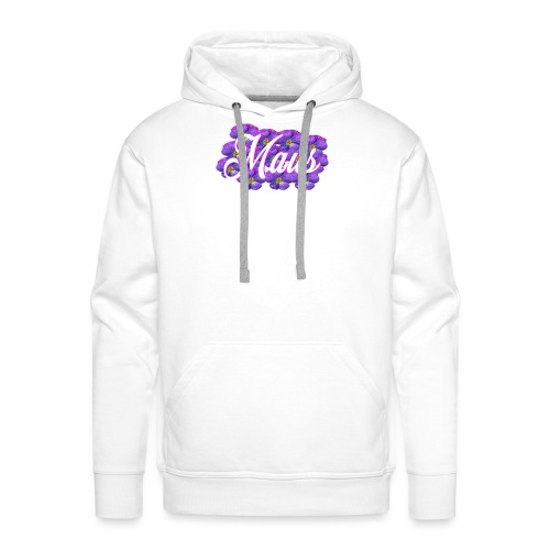 MAUS Vrouwen Opgerolde Mouwen - Mannen Premium hoodie