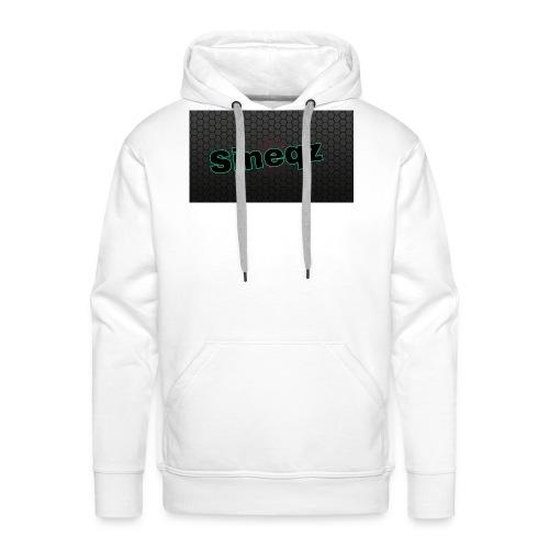 Sineqz T-Shirt - Männer Premium Hoodie