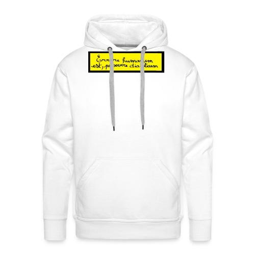 disign - Sweat-shirt à capuche Premium pour hommes