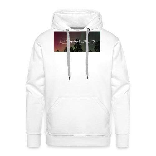 dangy_tru - Mannen Premium hoodie