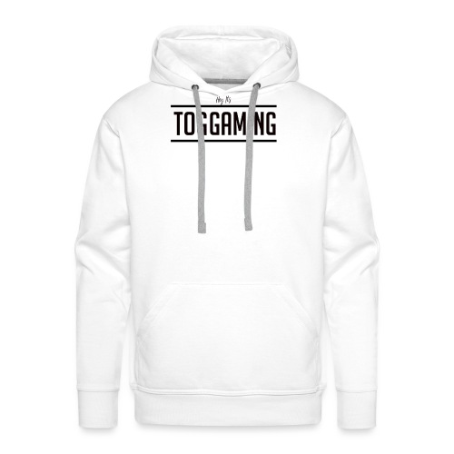 Hey It's TOG - Men's Premium Hoodie