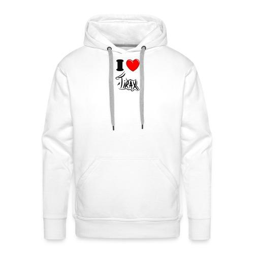 Tee Shirt TiraX - Sweat-shirt à capuche Premium pour hommes
