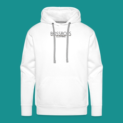 BOSSBOSS First Official Tee - Men's Premium Hoodie