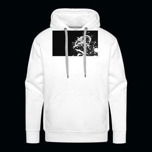 h11 - Sweat-shirt à capuche Premium pour hommes