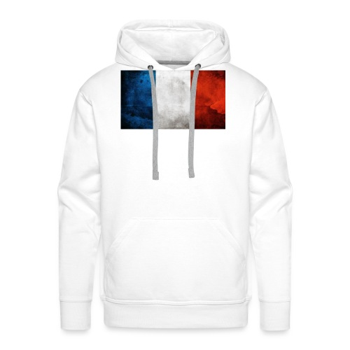 France Flag - Men's Premium Hoodie