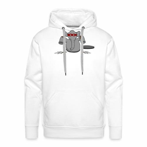 TMNE - Mannen Premium hoodie