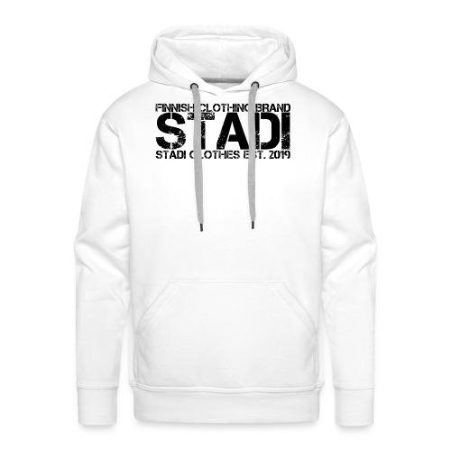 Stadi Clothes - Miesten premium-huppari