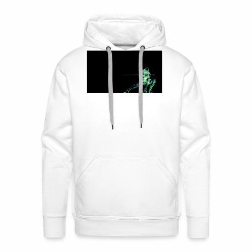 green ninja from PDCM - Mannen Premium hoodie