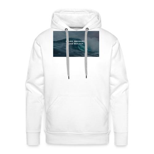 Relax Shirts - Männer Premium Hoodie