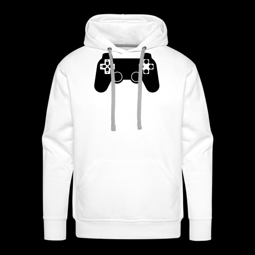 Gamepad - Männer Premium Hoodie