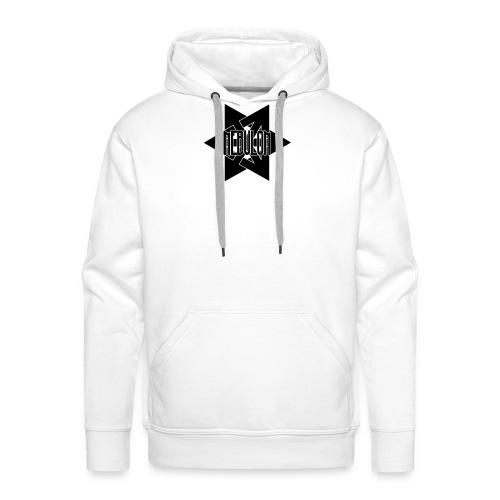 Nebulon Logo - Männer Premium Hoodie