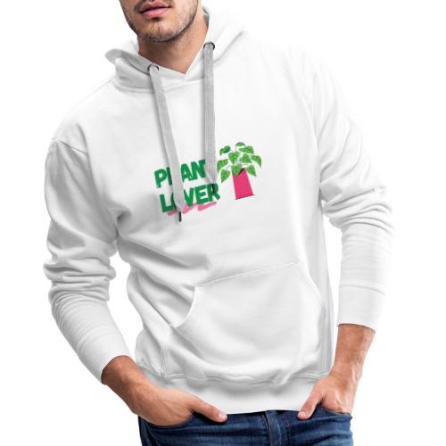 Plant Lover - Men's Premium Hoodie