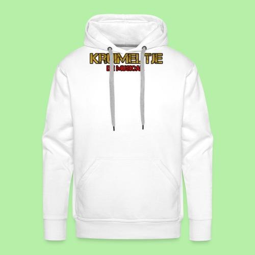Hoesje I-phone 6/6s Kruimeltje de Musical - Mannen Premium hoodie