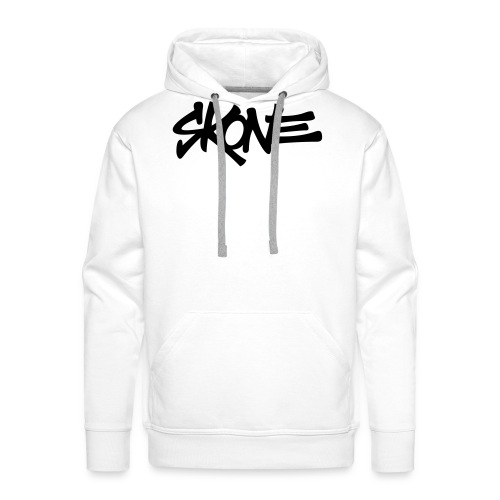 Skone - Sudadera con capucha premium para hombre
