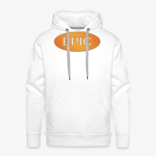 EpicShirt - Premiumluvtröja herr