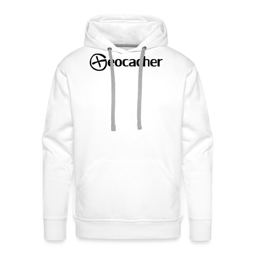Geocacher - Miesten premium-huppari