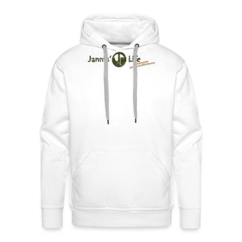 Jannis' Life - Männer Premium Hoodie