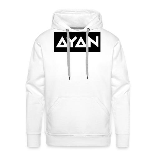 ayan-png - Mannen Premium hoodie