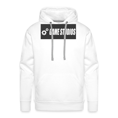game studio logo - Men's Premium Hoodie