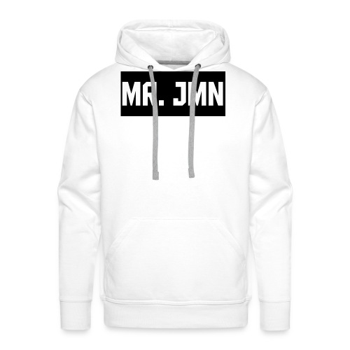 Mr. JMN - Herre Premium hættetrøje