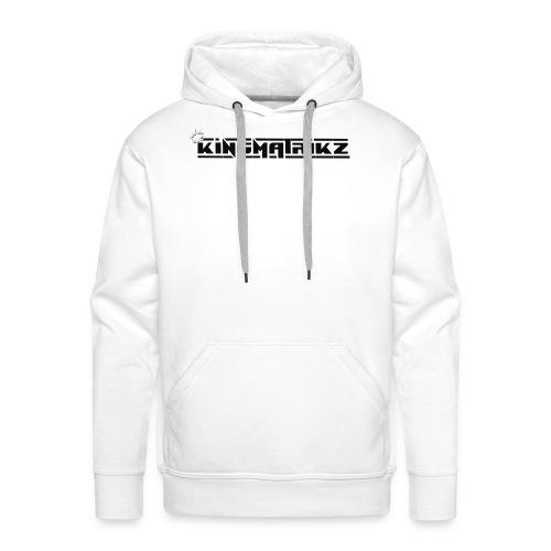 kingmatrikz mk2 - Herre Premium hættetrøje