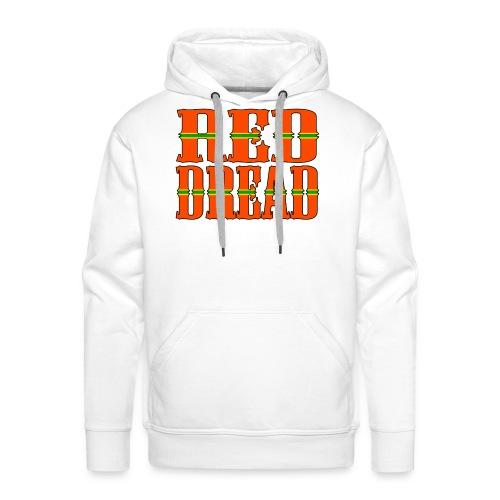 Red Dread - Sweat-shirt à capuche Premium pour hommes