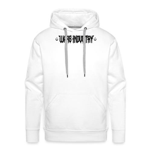 Premium noir - Sweat-shirt à capuche Premium pour hommes