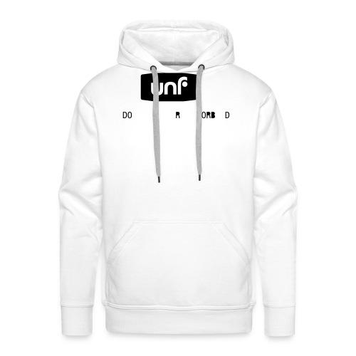 UNF_svartvit-eps - Premiumluvtröja herr