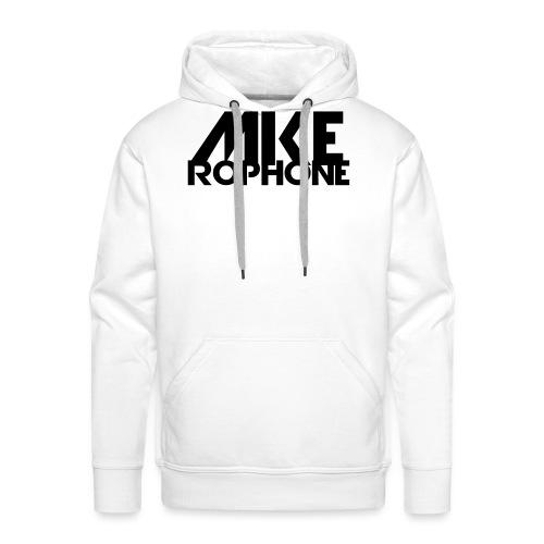 Mike Rophone Silber - Männer Premium Hoodie