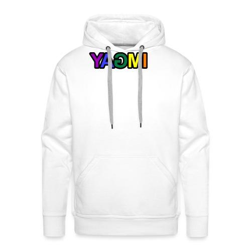 Yagmi Multicolore - Sweat-shirt à capuche Premium pour hommes
