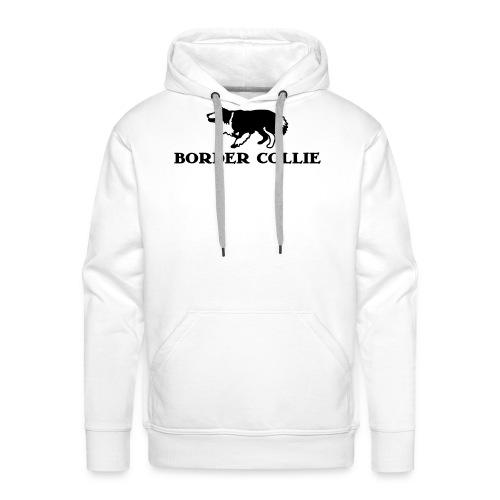 Border Collie 4 - Männer Premium Hoodie