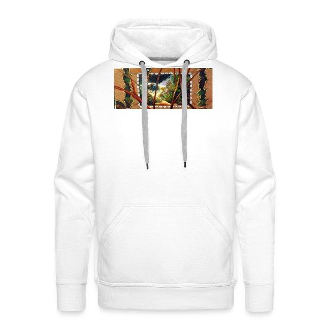 Deep Mint Insight Men's T- Shirt