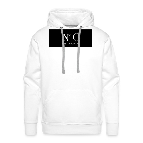 NUMERO C BEST DRUG EVER - Sweat-shirt à capuche Premium pour hommes