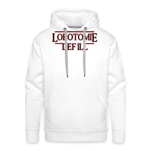 Lobotomie Def Ill - Stranger 80s Edition - Männer Premium Hoodie