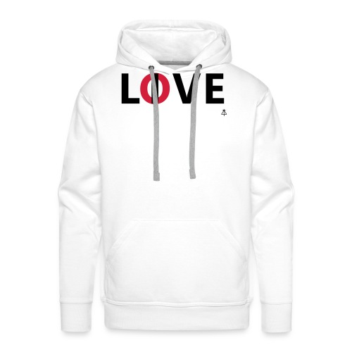 Love live - Mannen Premium hoodie