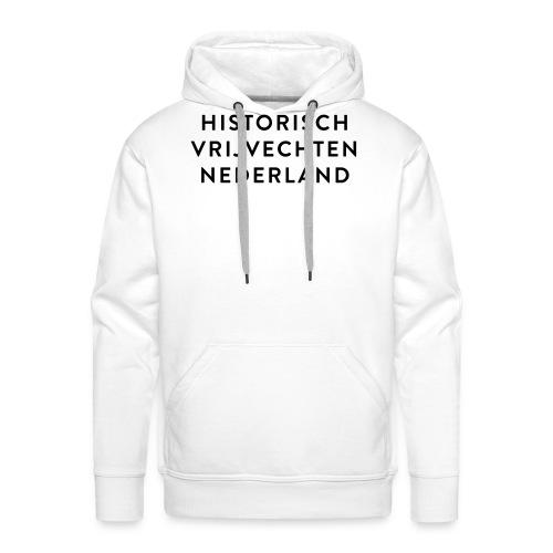 HVN_tekst - Mannen Premium hoodie