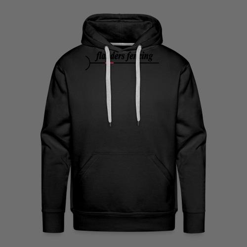 Flanders Fencing - Mannen Premium hoodie