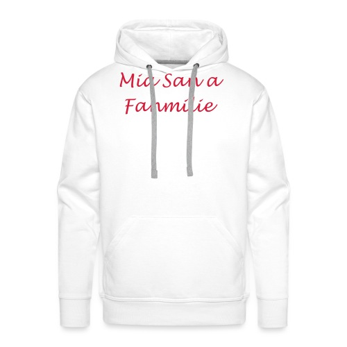 Mia san a Fanmilie 2 - Männer Premium Hoodie
