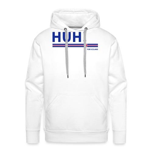HUH! for Iceland - Männer Premium Hoodie